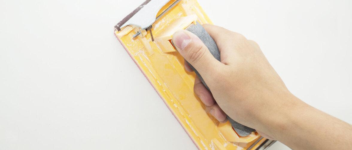 Lihvimise ja kruntimise nipid, et vältida kriime ja triipe