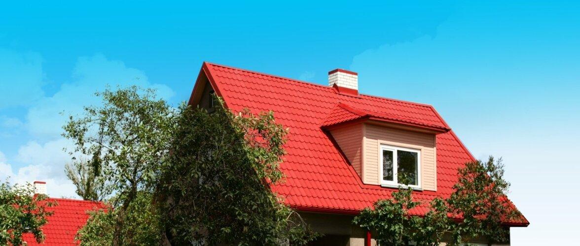 Asjatundliku katusemeistri töö tagab muretu eluea katusele paljudeks aasta-kümneteks.