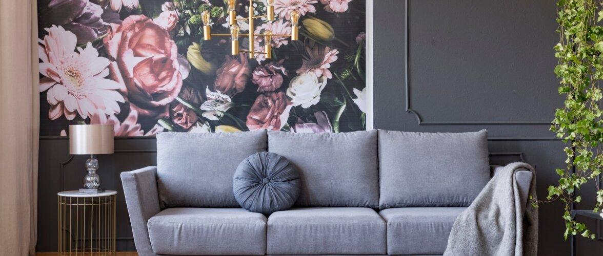 Soositud on ka erinevate stiilide segamine - eriti populaarne on miksida skandinaavialikku joont luksuslike elementidega, mis on laenatud klassikalisest stiilist ja art déco'st.