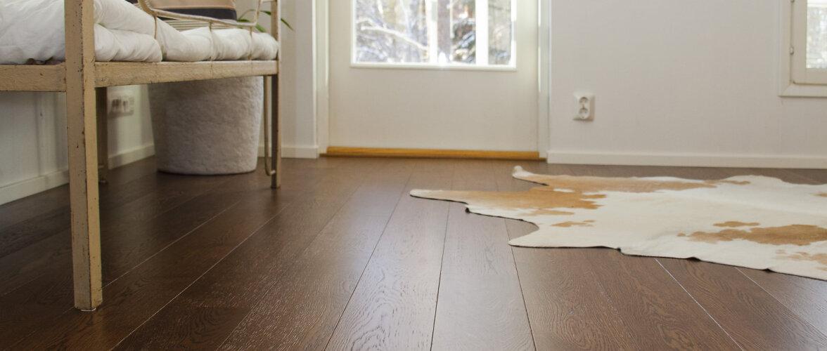 Lakk, õli või vaha — millega viimistleda puitpõrand?
