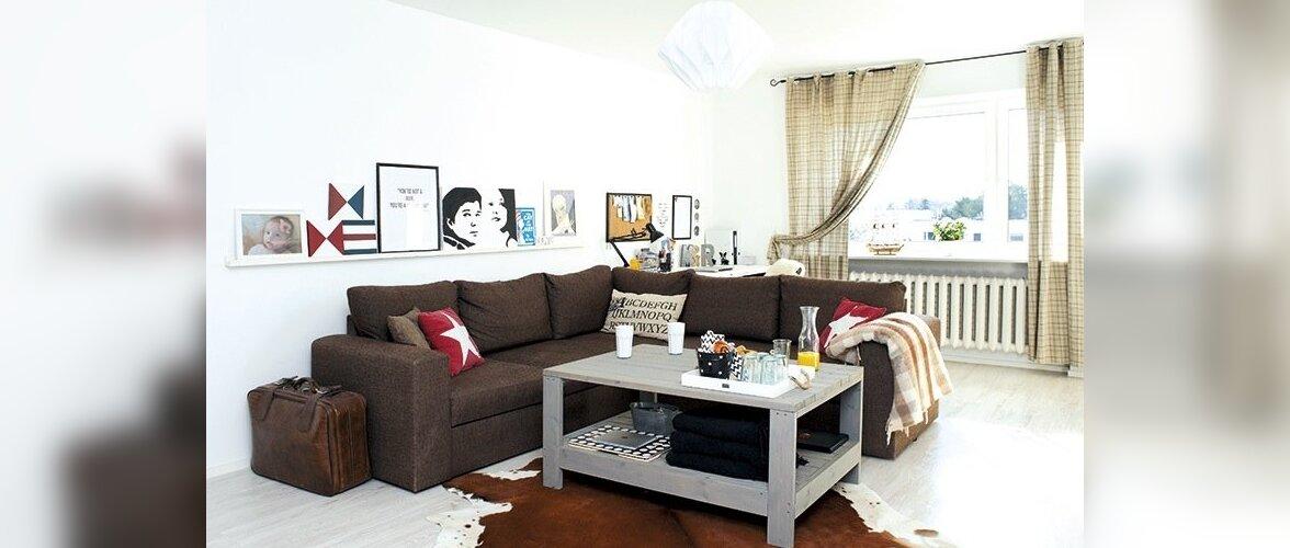 Kodu kauniks 2014 põhjamaise kodu auhinna pälvinud noorte elamine — esimene päris oma pesa