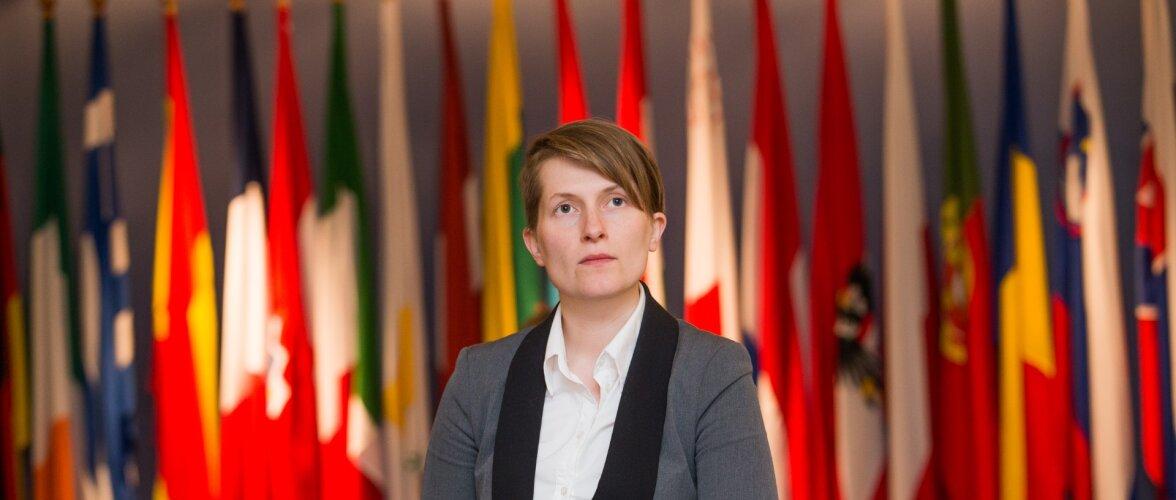 Mari-Liis Sepper: Loodan, et Eestis tekib uusi tugevaid naisliikumise figuure