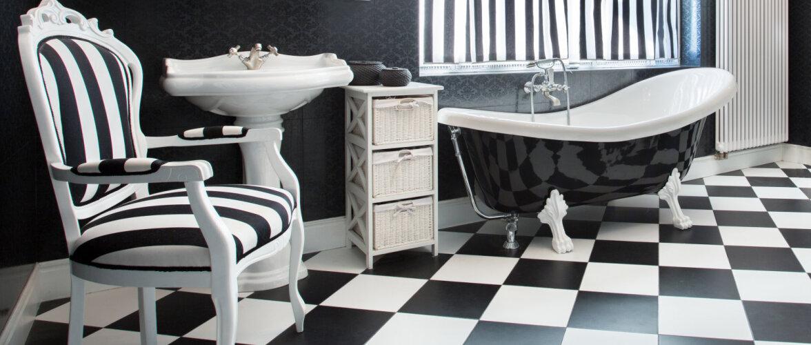 Elu nagu mustvalges filmis — kujunda kodu minimalistlikult šikiks!