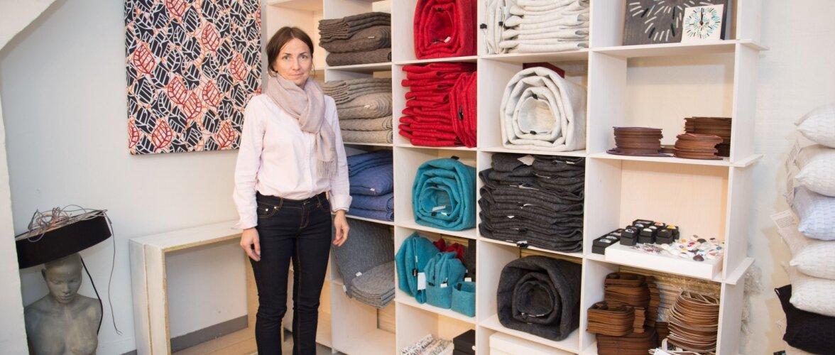 11 küsimust: Uudishimulik ja töökas tekstiilidisainer Monika Järg