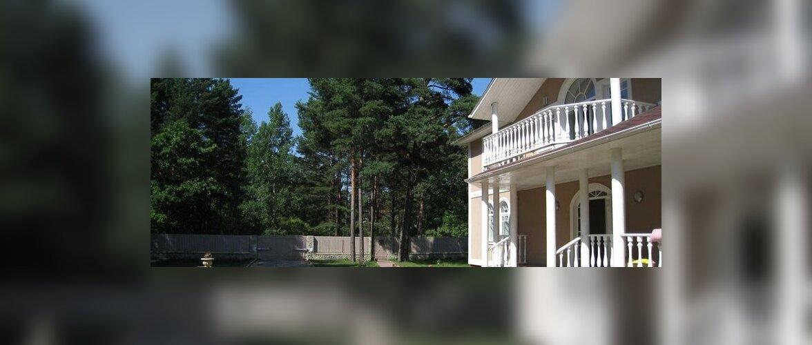 Kõige kallimad Narva-Jõesuus müügis olevad villad