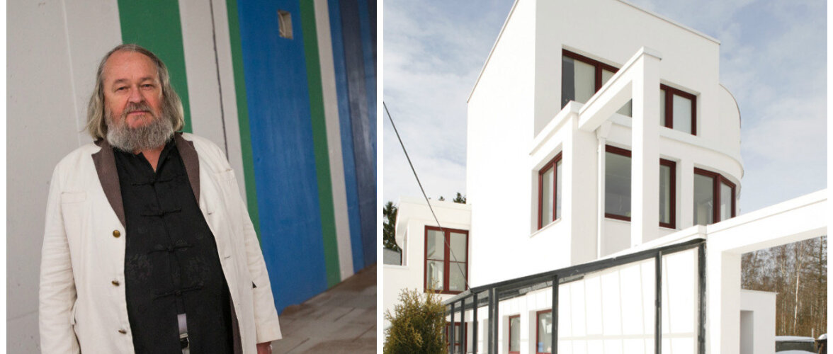 Arhitekt ja kunstnik Leonhard Lapin ideaalsest ruumist