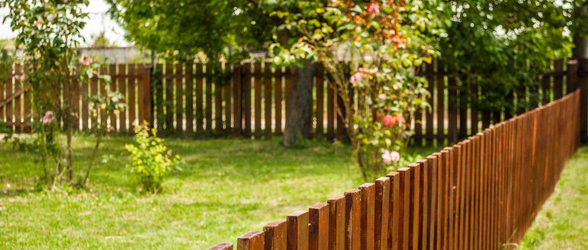 Mida on vaja teada piirdeaia ehitamisest? Praktilisi nippe puitaia rajamiseks