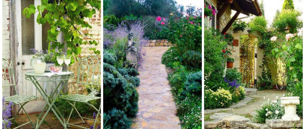 FOTOD: Ammuta inspiratsiooni prantsuse aedadest