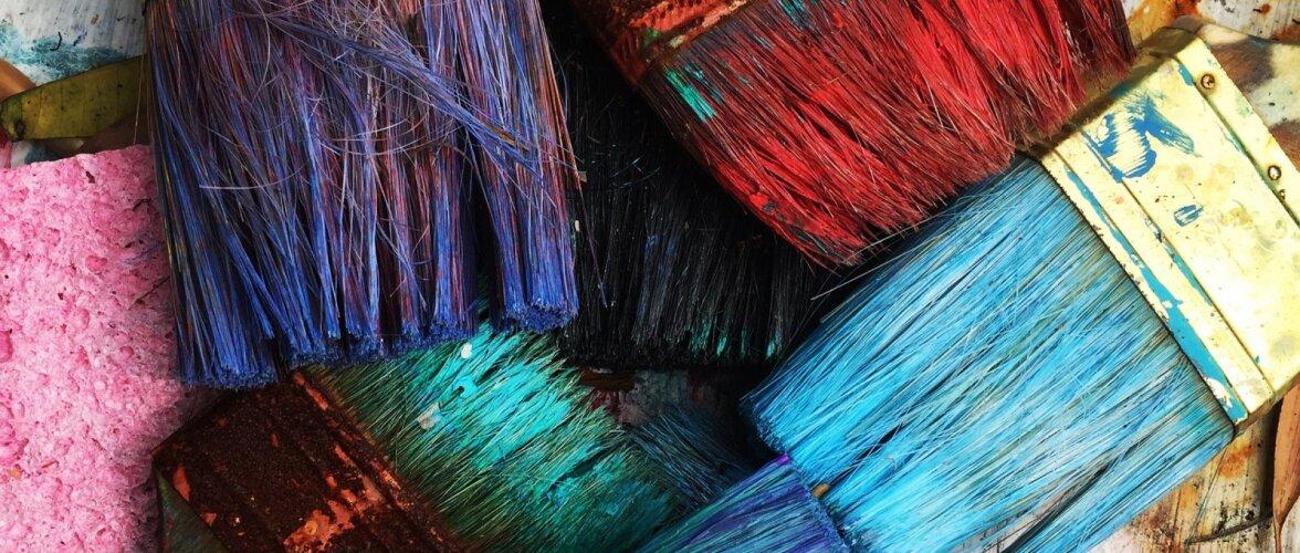 VÄRVIKOOL | Värvitoonid mõjutavad ruumitunnetust ja meeleolu