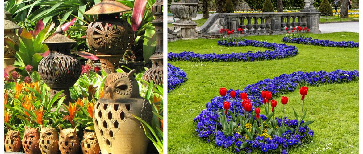 FOTOD │ Maailma kõige kaunimad aiad ja pargid, millest ammutada inspiratsiooni