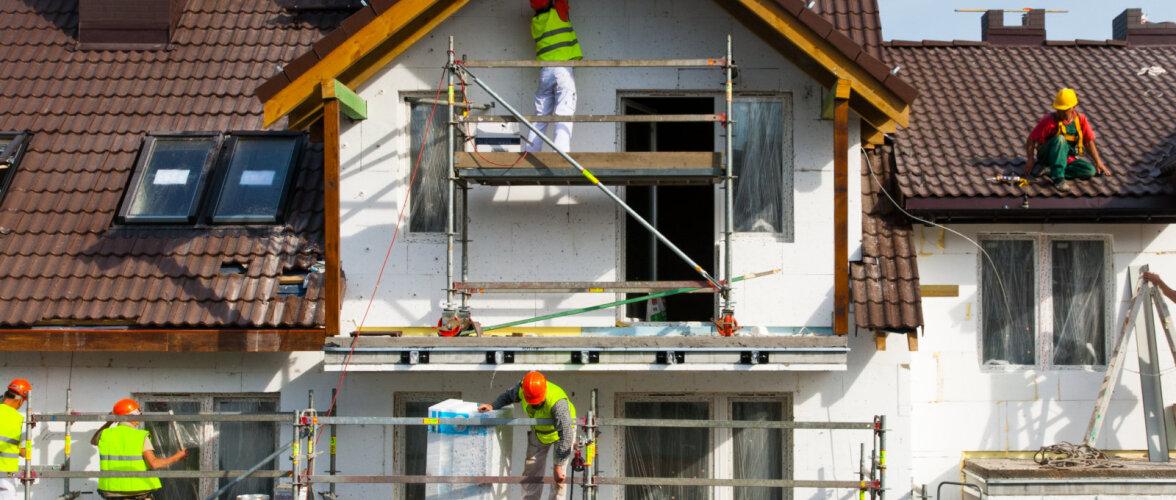 Ehitusobjektide kindlustamisel tuleb silmas pidada vastutuskindlustust