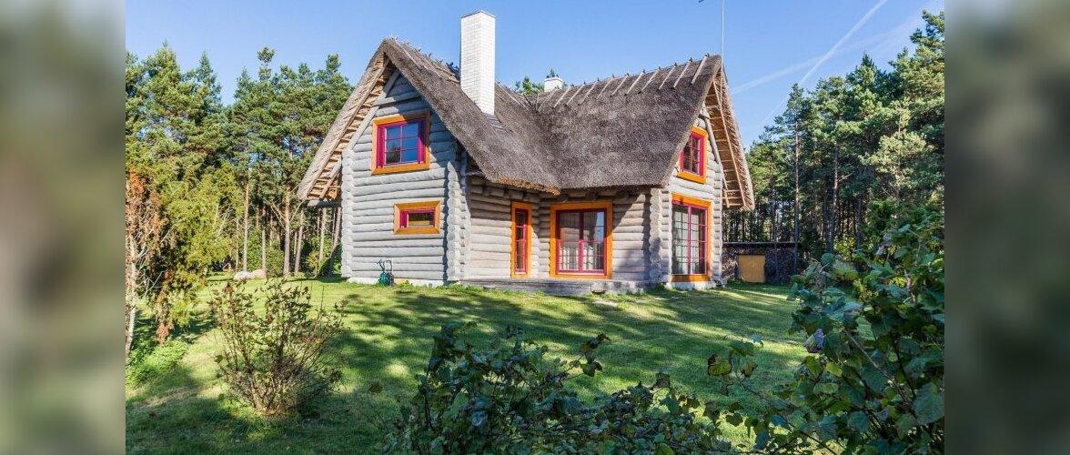 Kodu Saaremaal
