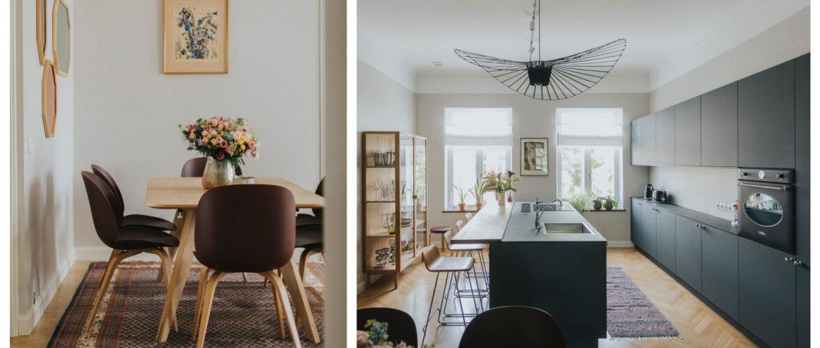 """FOTOVÕISTLUS """"Minu stiilne köök""""   Detailideni läbi mõeldud köök Karlovas"""