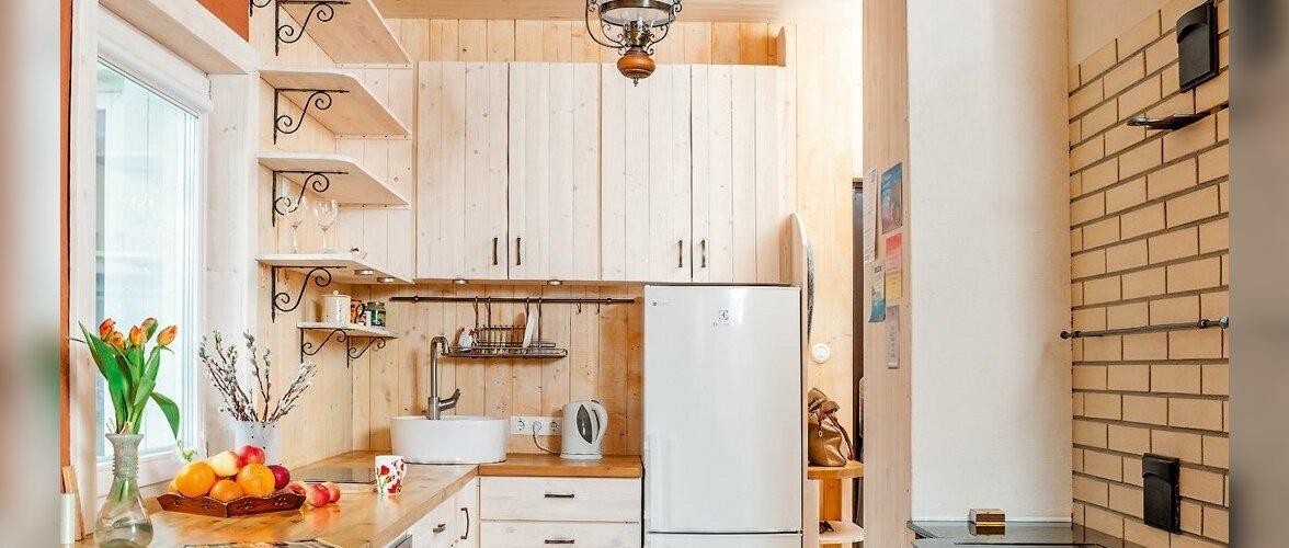Ühe kodu ökoloogilised 25 ruutmeetrit — esikukapist puhkenurgani