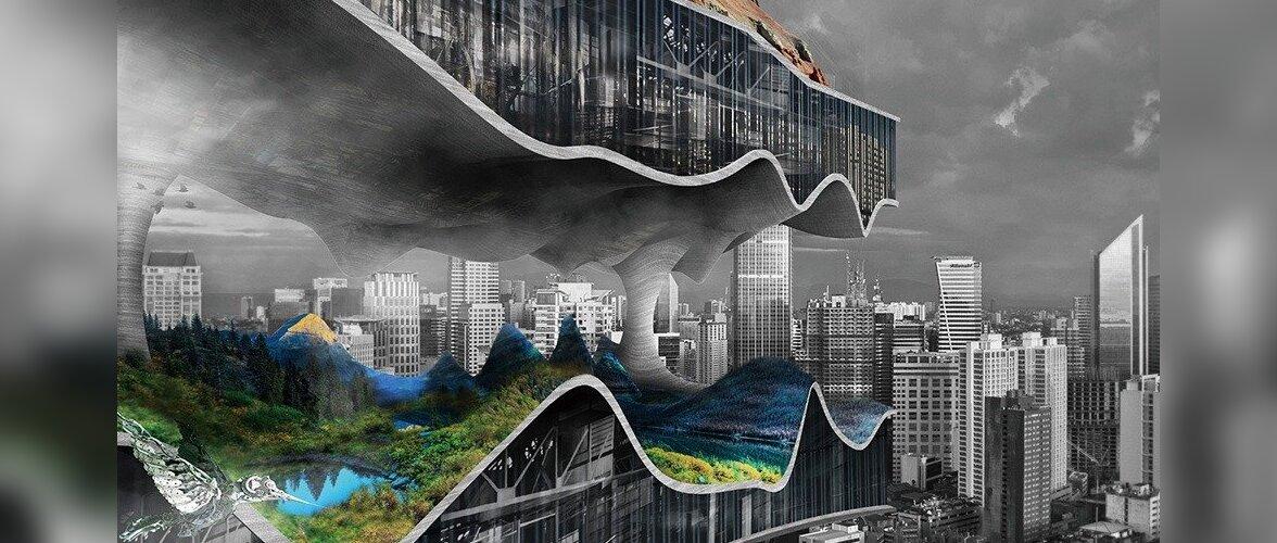 VAATA: Pilvelõhkujate konkursi kuus väljapaistvat ideed lennutavad kõrgustesse