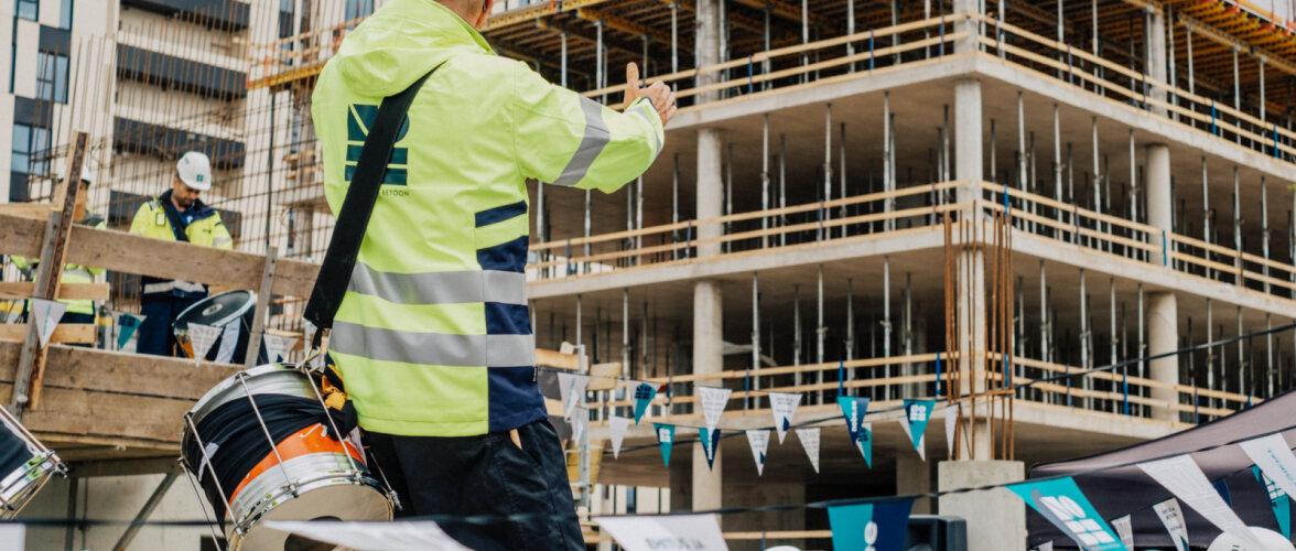 Ülemiste Citysse ehitatakse juurde 26 000 m² uut parkimispinda