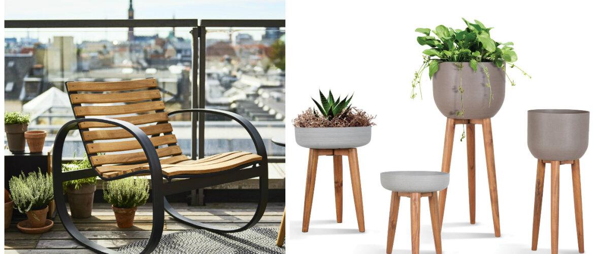 Vaata lahedaid disaininopped aeda ja tuppa!