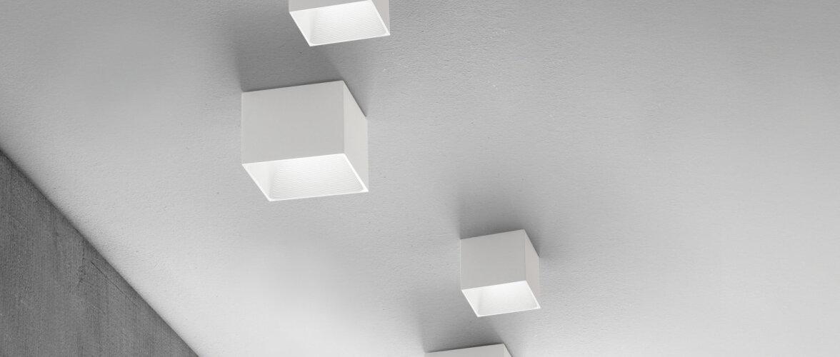 Itaalia disainvalgusti oma tuntud headuses — ikoonilise staatusega ICONE