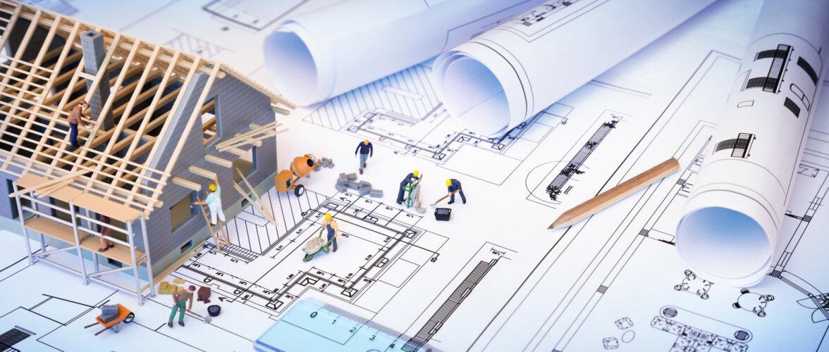 Millal tuleb koostada ehitusprojekt ning kas see tuleb alati esitada?