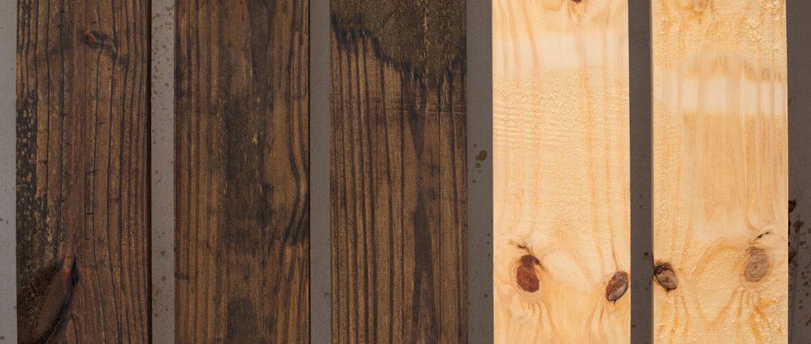 Miks on oluline teada puidu niiskuse sisaldust?