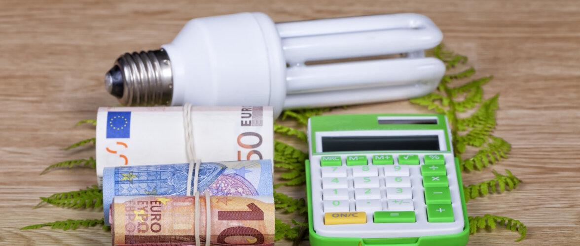 Energiakaole tõmba kodus kriips peale! Just selle sammuga tuleb alustada energia säästmisel