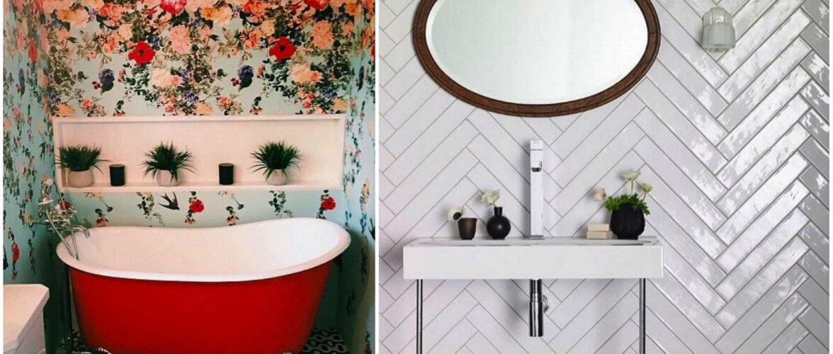 12 väikest ja nutikat vannituba, millest inspiratsiooni ammutada