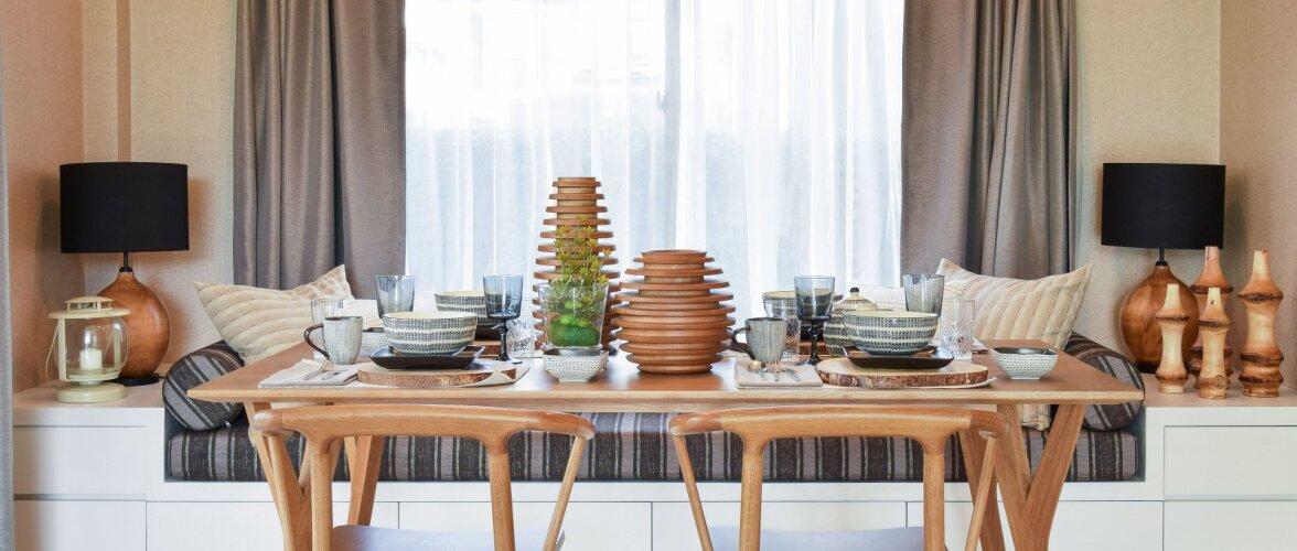 FENG SHUI: Puu elemendis sündinu kodu on esteetiliselt meeldiv
