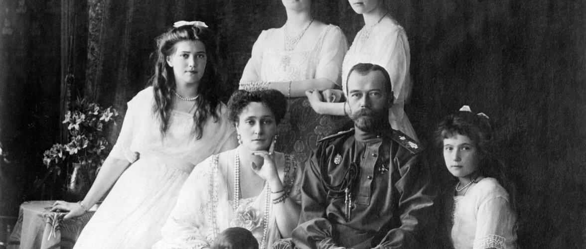 """Tsaar Nikolai II perekonna viimased elunädalad """"eriotstarbega majas"""""""