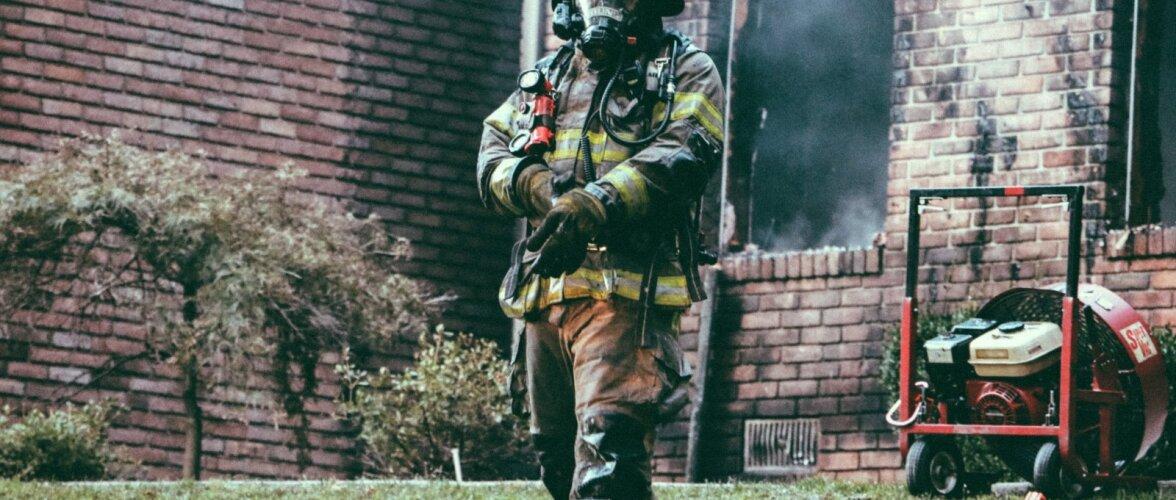 Naabri tulekahju puudutab kortermajas kõiki