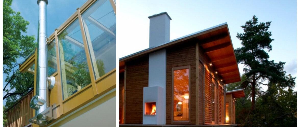 NÕUANDEID | Kuidas valida majale sobivat korstent?