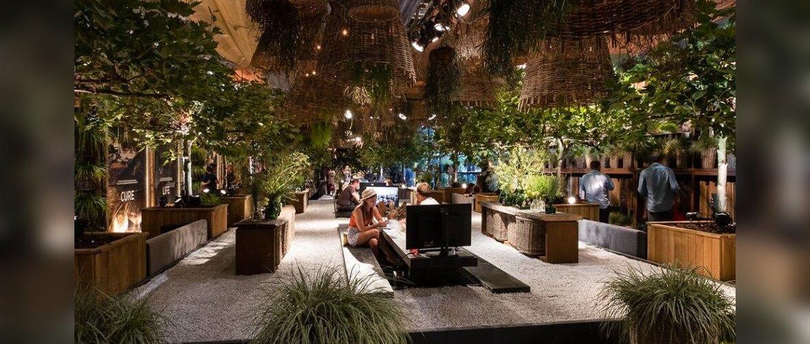 Sisustustrendid Maison et Objet messilt Pariisis: Uueks suunaks on taimed!