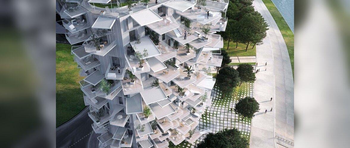 Sou Fujimoto: Arhitektuur ei peaks olema iseseisev