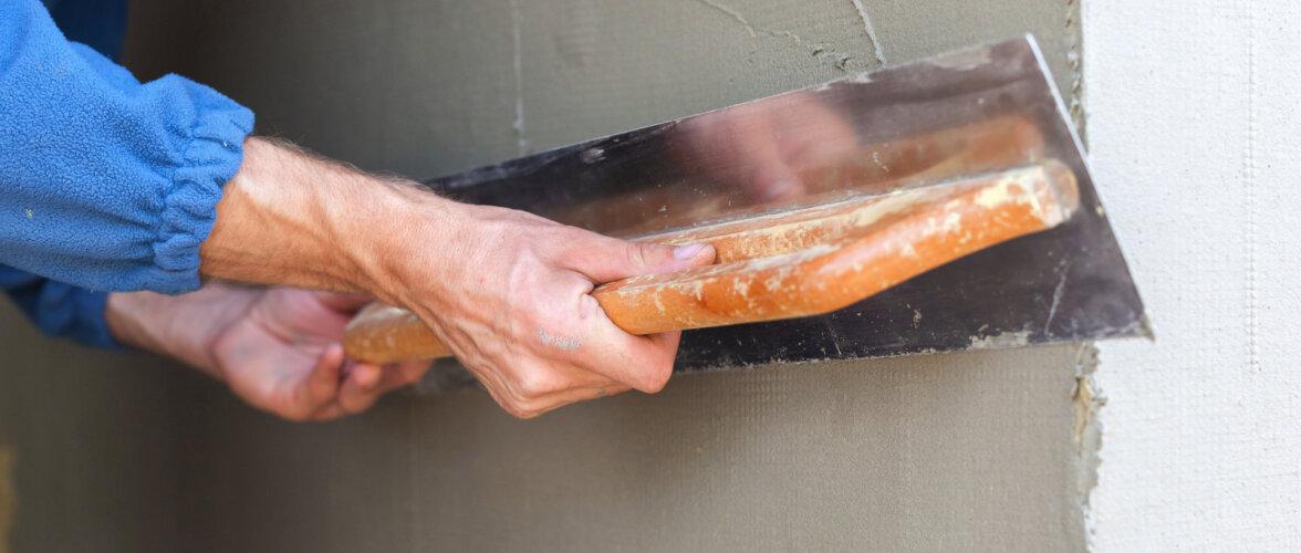 Kuidas märg krohv kiiremini kuivaks saada?