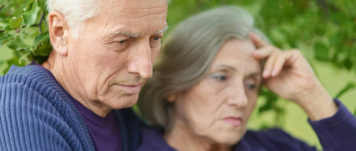 Kui suhe mureneb, siis vanavanemad valivad tavaliselt alati poole