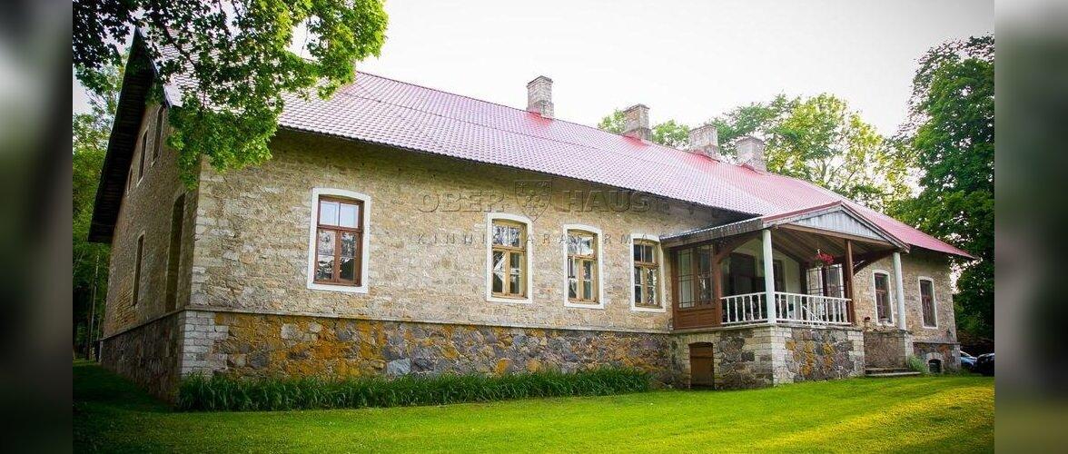 FOTOD: Kui sind ahvatleb elu mõisapidajana — vaata kauneid müügis olevaid mõisaid