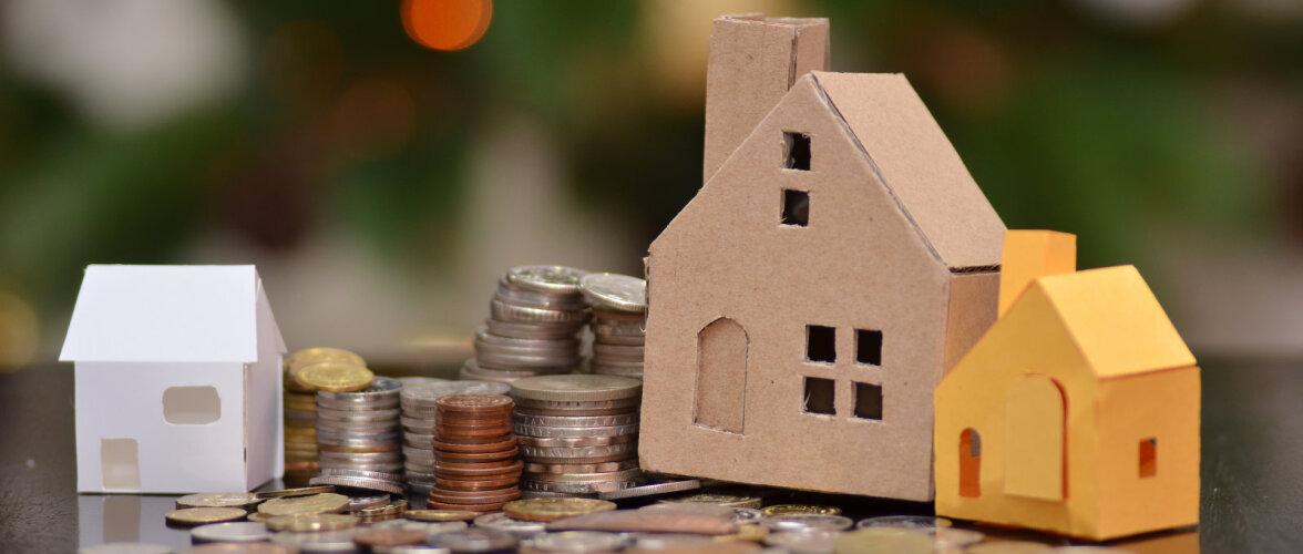 Pangad võitlevad kinnisvaraturu ülekuumenemisega