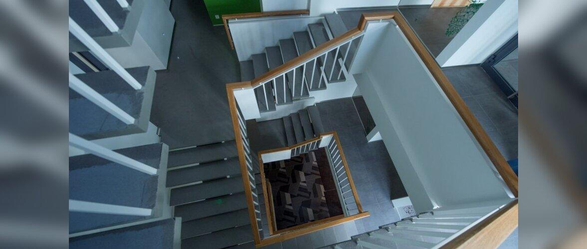 RMK renoveeritud maja Toompuiestee 24