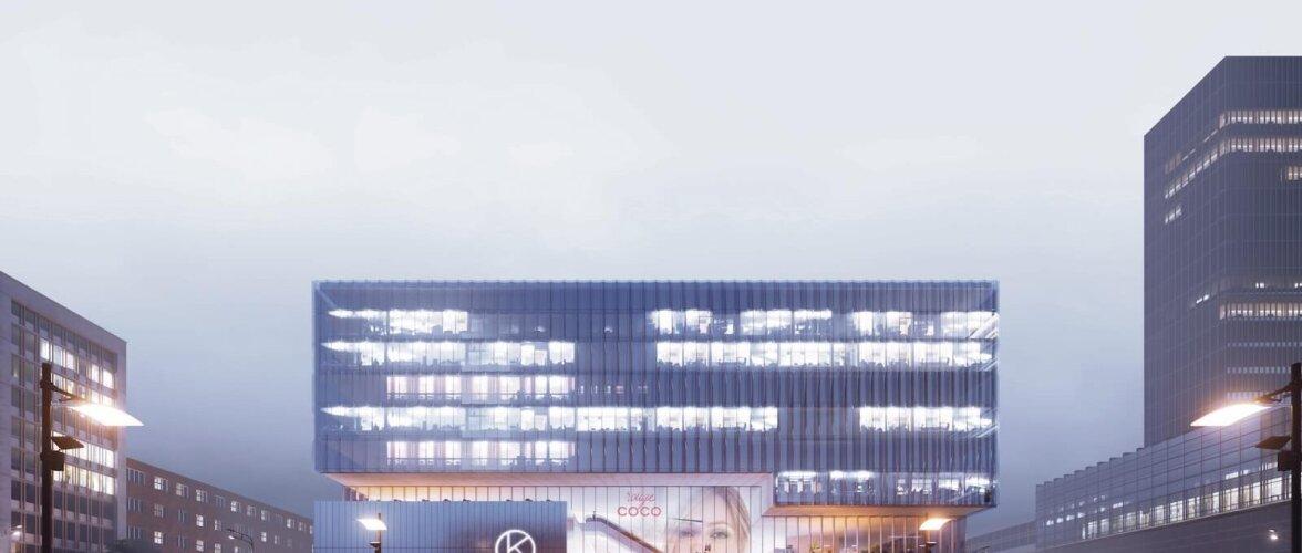Selline hakkab välja nägema meie uus Tallinna Kaubamaja