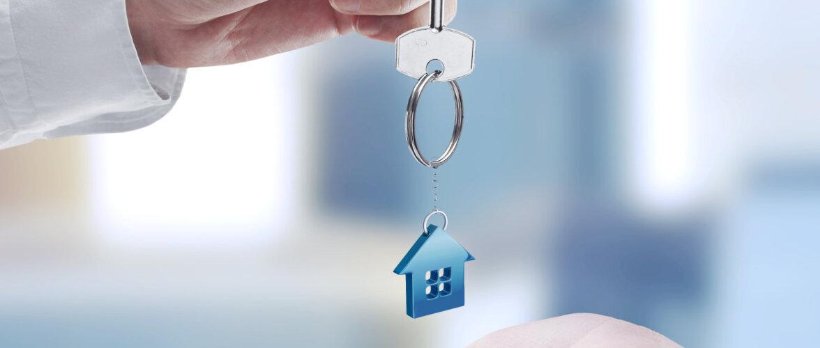 Kas enampakkumisel kinnisvara ostes saab üürnikust vabaneda?