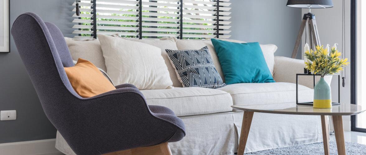 NIPID │ Kuidas <em>vintage</em>-mööblit kõige paremini interjööri sobitada