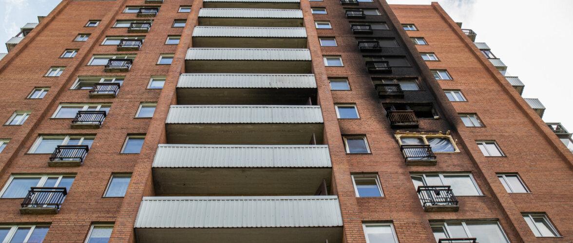 Vanade kõrghoonete tuleohutusega ei saa üldse rahul olla. Tuleohutusnormid on meil aga maailma karmimad