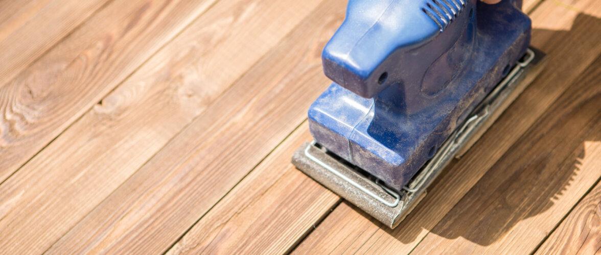 Puitpõranda lihvimisel väldi levinumaid vigu!