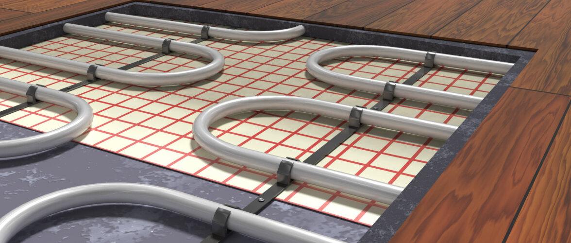 Millised hädad vaevavad põrandaküttesüsteemi? Hooldustööd, mida pead aeg-ajalt tegema