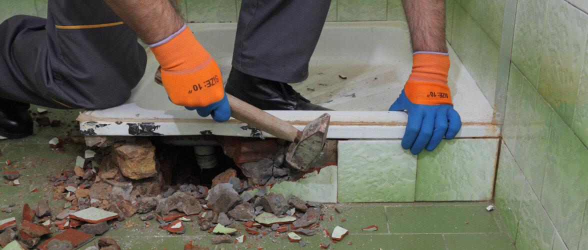 Kui palju maksab vannitoa remont? Vaata vannitoa remondi näidiskalkulatsiooni