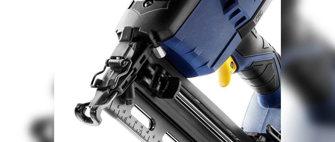 Mida panna tähele naelapüstoli kasutamisel?