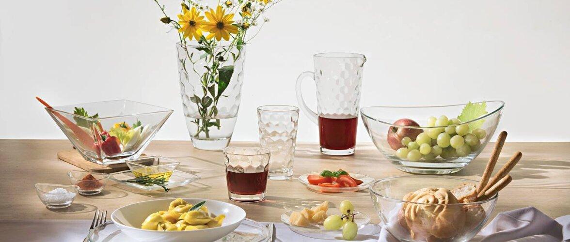 Restorani kvaliteet sinu kodus — õhulised ja pilkupüüdvad lauanõud