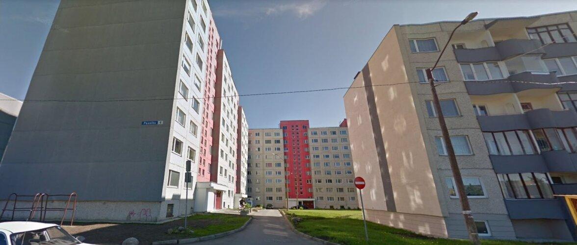 Eesti kõige suurem kortermaja, kus elab kahe valla jagu inimesi. Remondimaksed on imeodavad