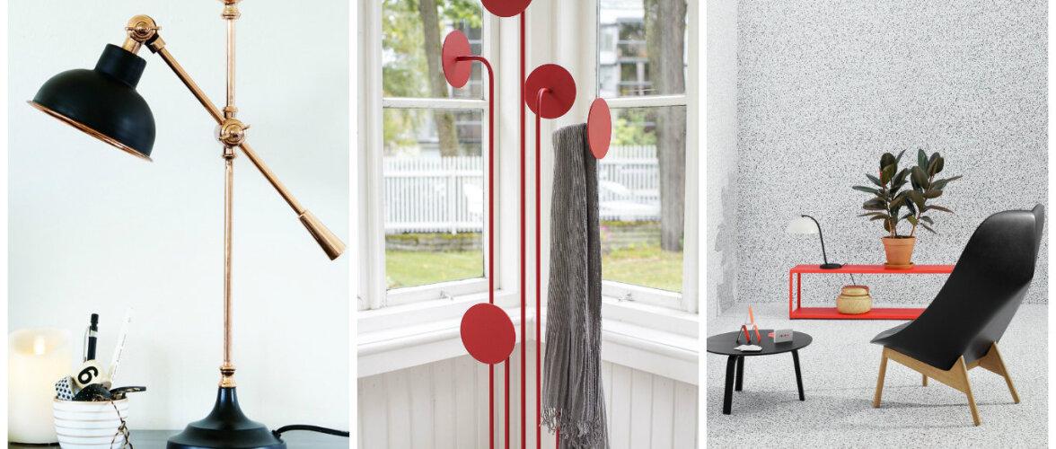 FOTOD: Vaata ideid — viis lahedat disaininopet sinu koju!