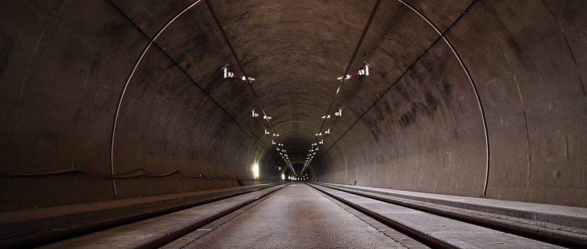 Uuring | Tallinna-Helsingi tunnel kahekordistab kauba- ja reisijatevedu