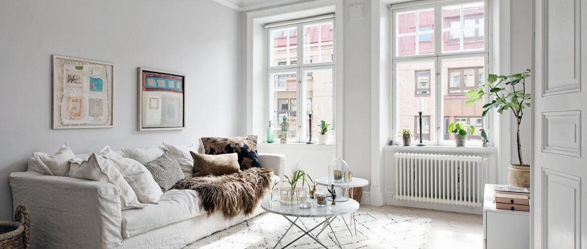 NÕUANDEID: Kuidas luua täiuslik skandinaavia stiilis interjöör?